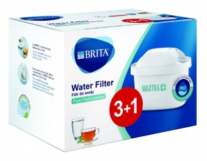 3+1 BRITA MAXTRA PLUS  WKLAD FILTR PURE PERFORMANCE +